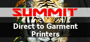 Summit DTG Printers